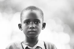 Coco, South Sudanese Refugee  ©  Rebecca Vassie, 2015